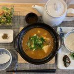 麻婆麺ランチ