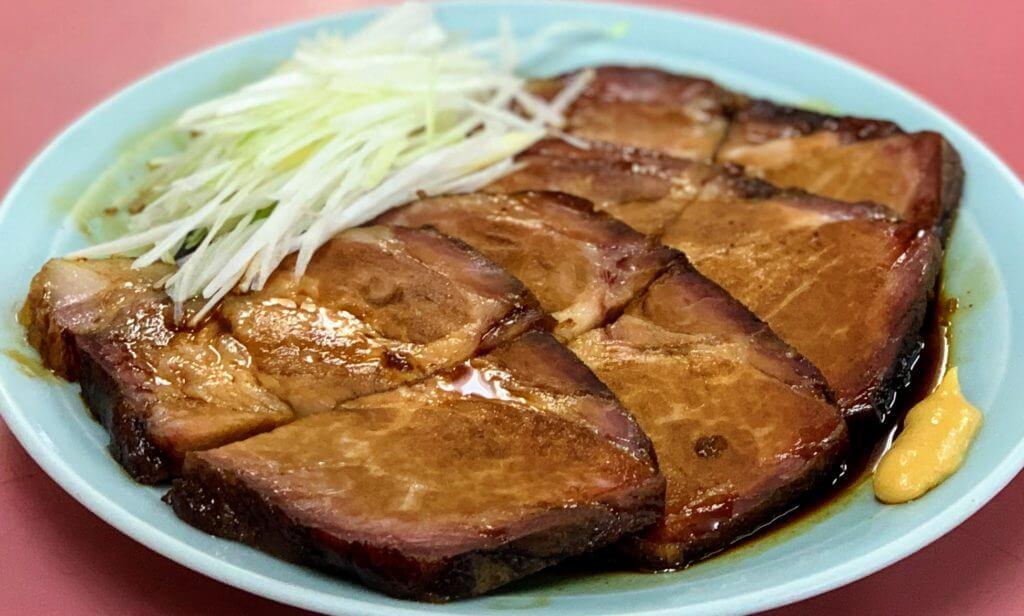 中華ひるね 焼豚セット