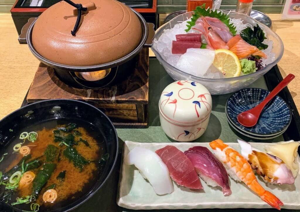 魚の巣 阪急西宮北口アクタ店 料理