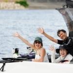 西宮浜にある「海の家 ポッポ 西宮」でウェイクボードしてきた【にしつー遊び】