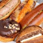 甲子園筋にある「HAPPYTUMMY BAKERY」のパン。『ニシキタ幸福堂』にも登場【にしつーグルメ】