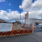 建石町にできる「自動車整備工場」は来年5月から工事が始まるみたい