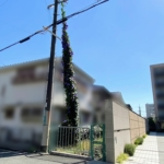 阪急電車の近くでがんばりすぎてる草花【西宮のがんばる植物】