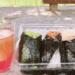 西宮北口駅中「一粒」と「モロゾフ」メインとデザート組み合わせてみた【にしつーグルメ】