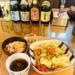 6月オープン「うちな〜食堂 ニライカナイ」の『ちゃんぷるーセット』(甲子園球場ちかく)【にしつーグルメ】