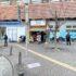 仁川駅前ロータリーにサンドイッチ専門店「ファミーユ39」がオープンしてる。「きむらや」があったところ